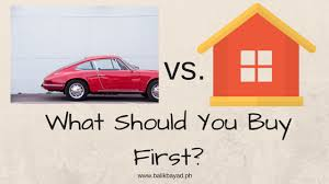 House or Car